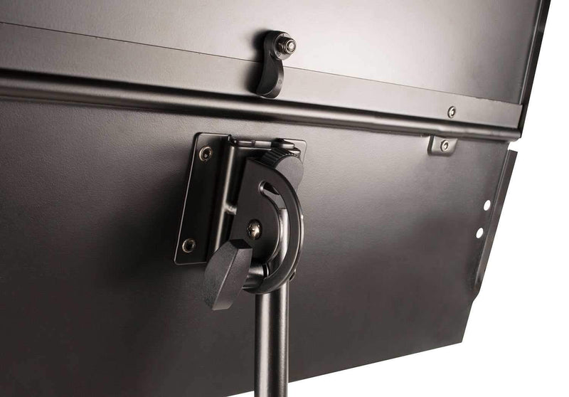 C3 MS1 Music Stand with Folding Tray - PSSL ProSound and Stage Lighting