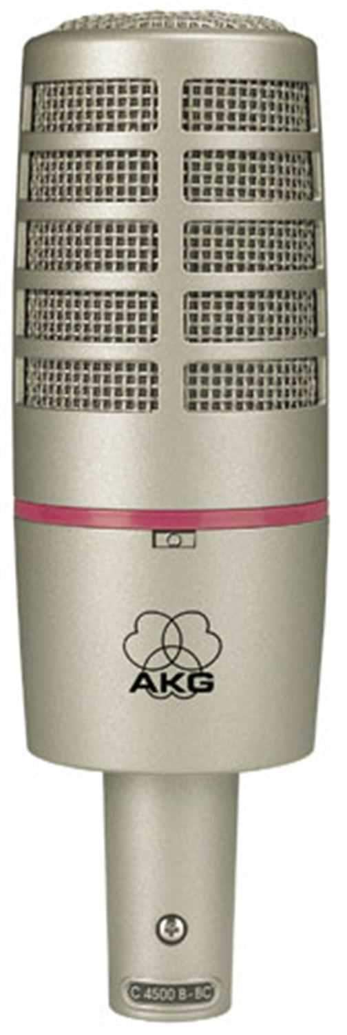 AKG C4500BBC Large Diaphragm Recording Microphone - ProSound and Stage Lighting
