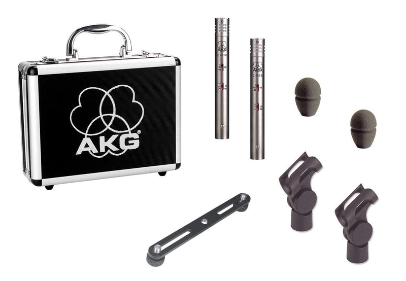 AKG C451BST Stereo Pair Of C451B Microphones - PSSL ProSound and Stage Lighting