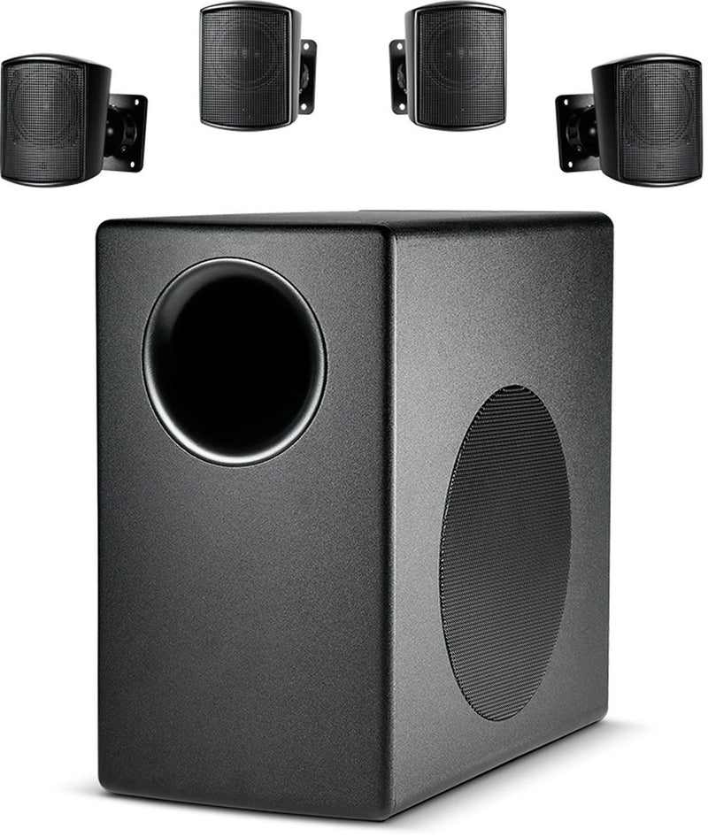 JBL C50PACK Control 50 System 1 Sub 4 Satellites - PSSL ProSound and Stage Lighting