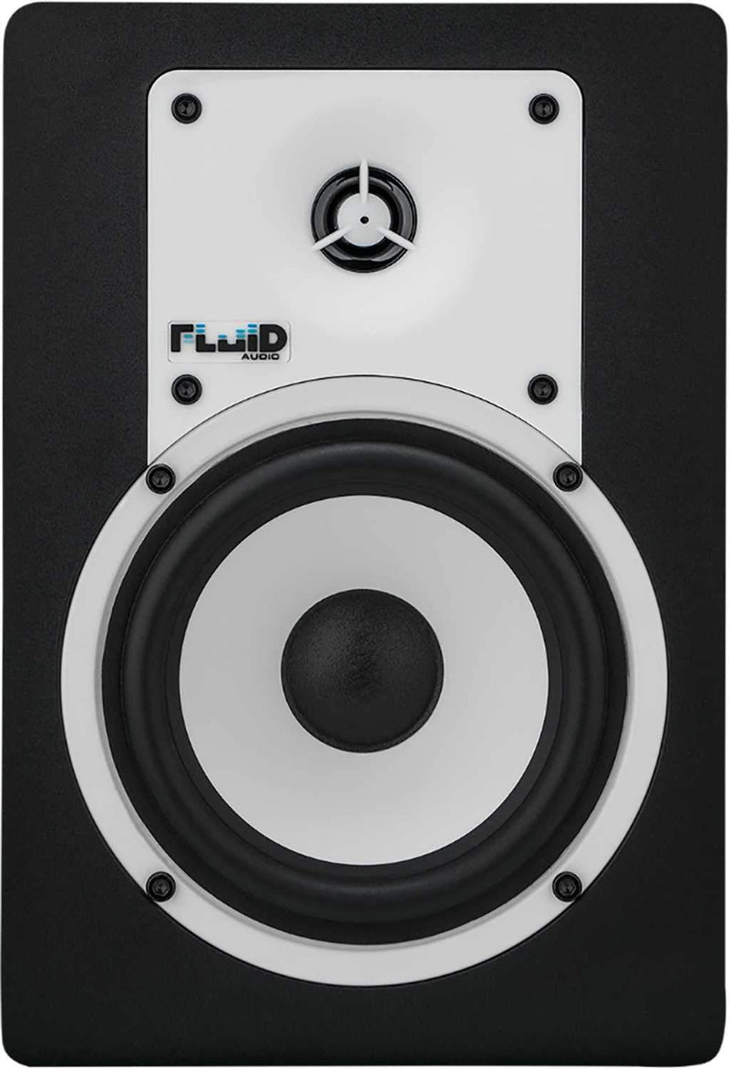 Fluid Audio C5BT Pair 5-Inch Bluetooth 2-Way Monitors - PSSL ProSound and Stage Lighting