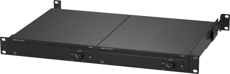 Lab Gruppen CA601 60 Watt Commercial Amplifier - PSSL ProSound and Stage Lighting