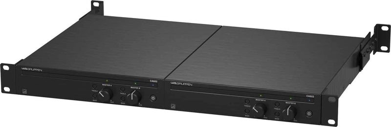 Lab Gruppen CA602 2X60 Watt Commercial Amplifier - PSSL ProSound and Stage Lighting