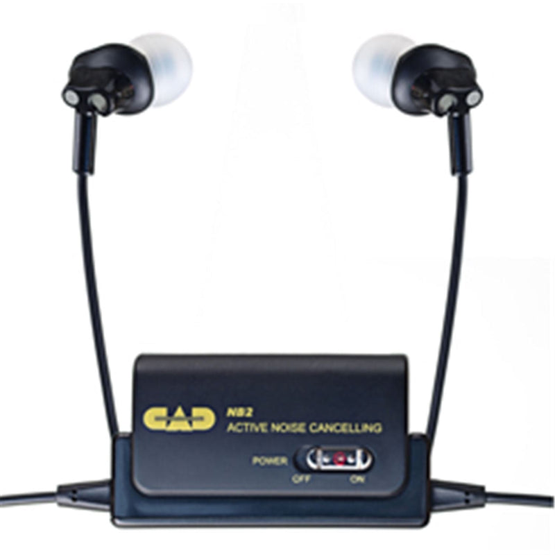 CAD NB2 Professional Noise Cancelling Earphones - ProSound and Stage Lighting
