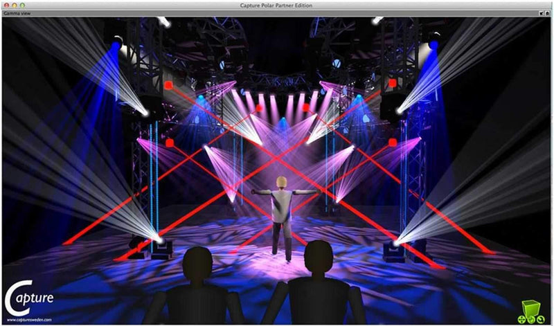 Elation Capture Extended Lighting Design Software - ProSound and Stage Lighting
