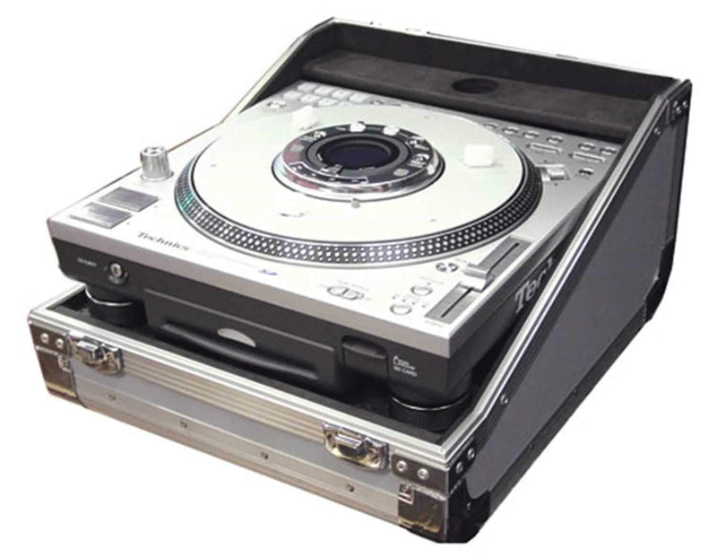Procase DZ2 Chrome Cd/Mixer Case For Technics - PSSL ProSound and Stage Lighting
