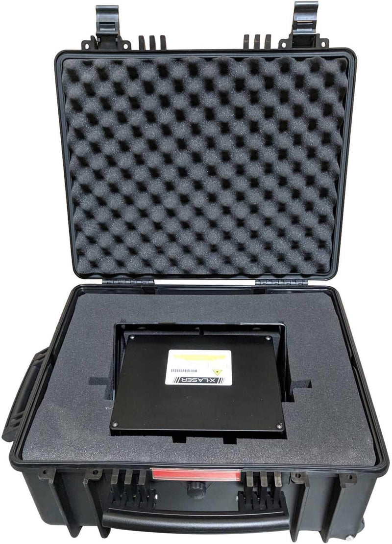 X-Laser Road Case for Skywriter HPX 2W & 5W Units - PSSL ProSound and Stage Lighting