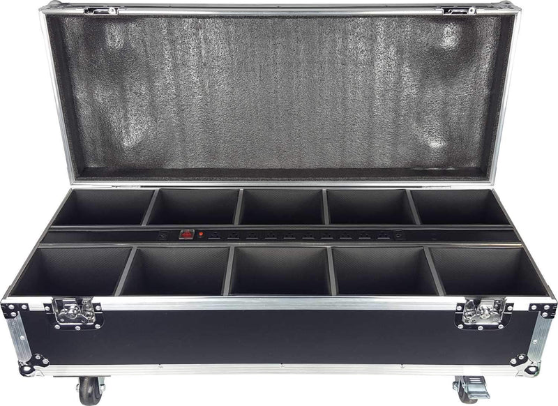 Blizzard Charging Case for 10 x LB Hex Unplugged - PSSL ProSound and Stage Lighting