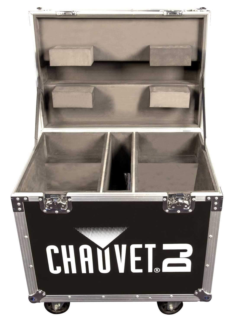 Chauvet W350 Road Case for 2x Wash Zoom 350 - PSSL ProSound and Stage Lighting