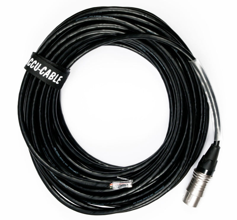 ADJ American DJ Cat7 RJ45 Ethercon Data Cable 50Ft - PSSL ProSound and Stage Lighting