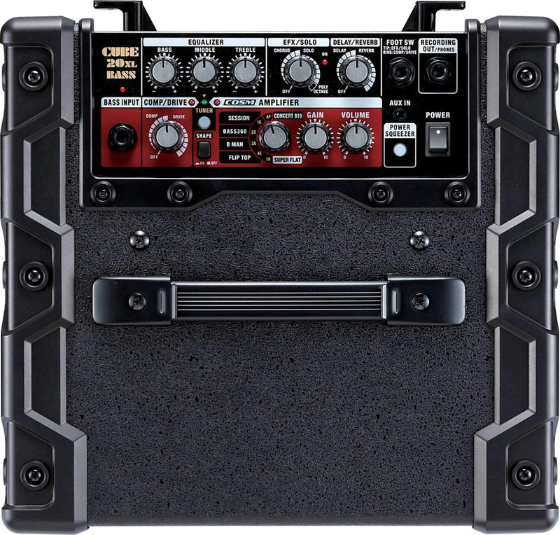 Roland CB-20XL Cube Bass Amp - PSSL ProSound and Stage Lighting