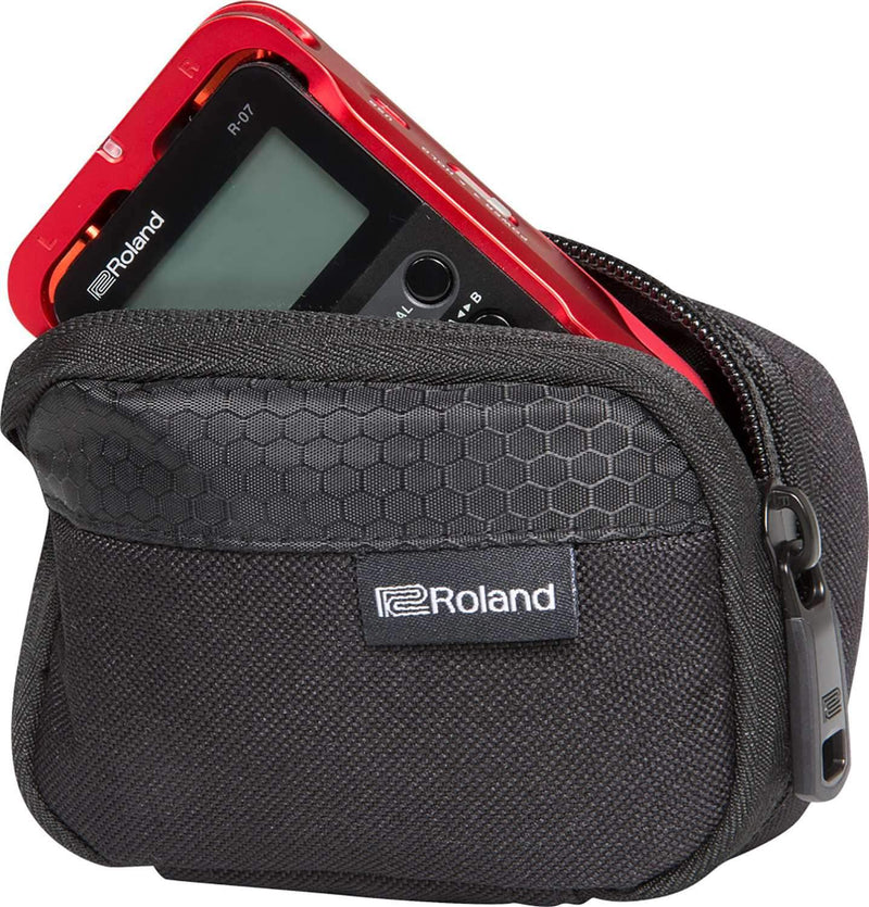 Roland CB-BPR07 Pouch for R-07 Recorder - PSSL ProSound and Stage Lighting