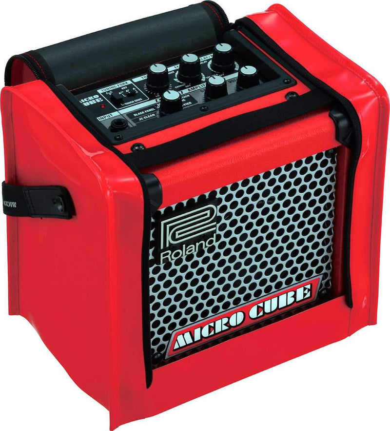 Roland CB-MCC1R Cover for Micro Cube Red - PSSL ProSound and Stage Lighting