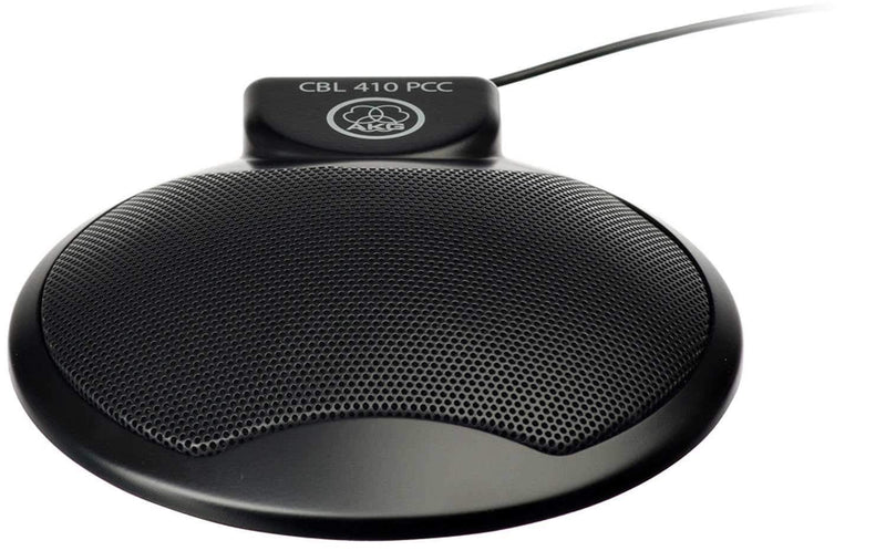 AKG CBL410 Plug & Play Desktop Mic for PC Laptop - ProSound and Stage Lighting