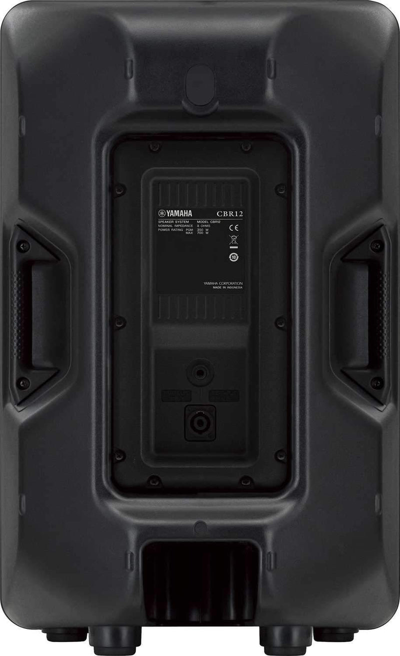 Yamaha CBR12 12-Inch 2-Way Passive PA Speaker - PSSL ProSound and Stage Lighting