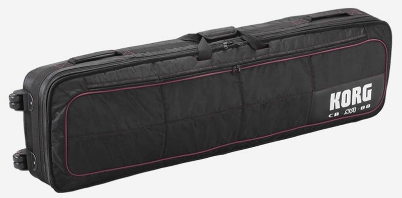Korg CBSV188 Rolling Padded Case for SV188 - PSSL ProSound and Stage Lighting