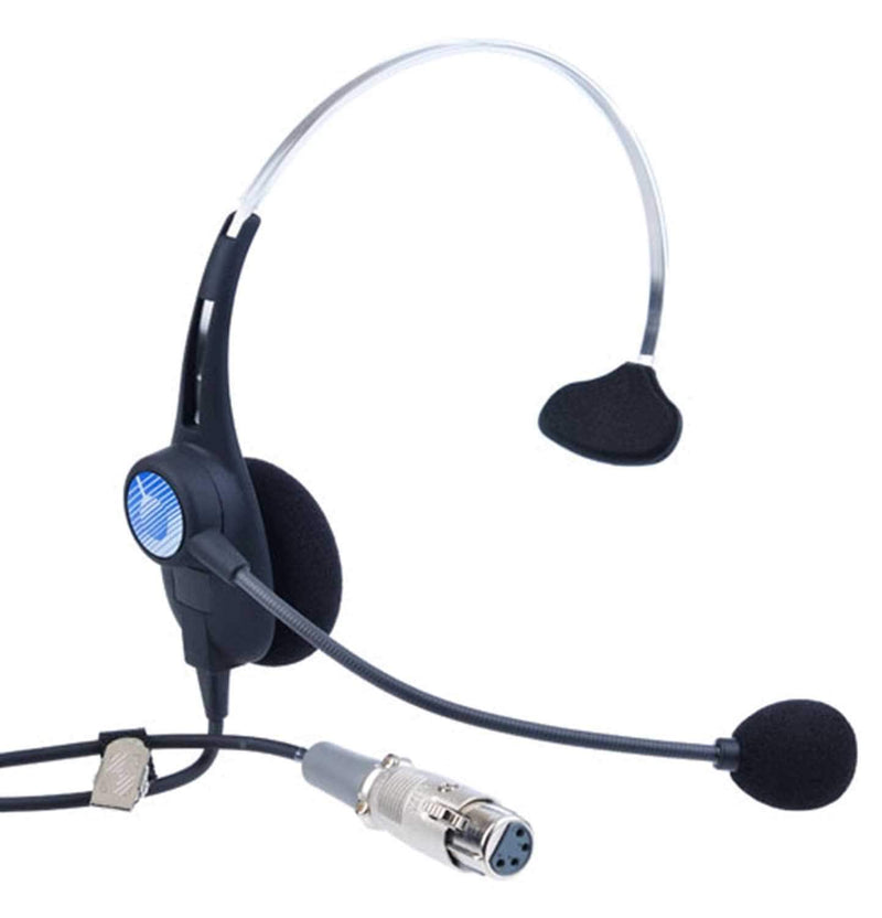 Clear-Com CC-26K Single-Ear Lightweight Headset - ProSound and Stage Lighting