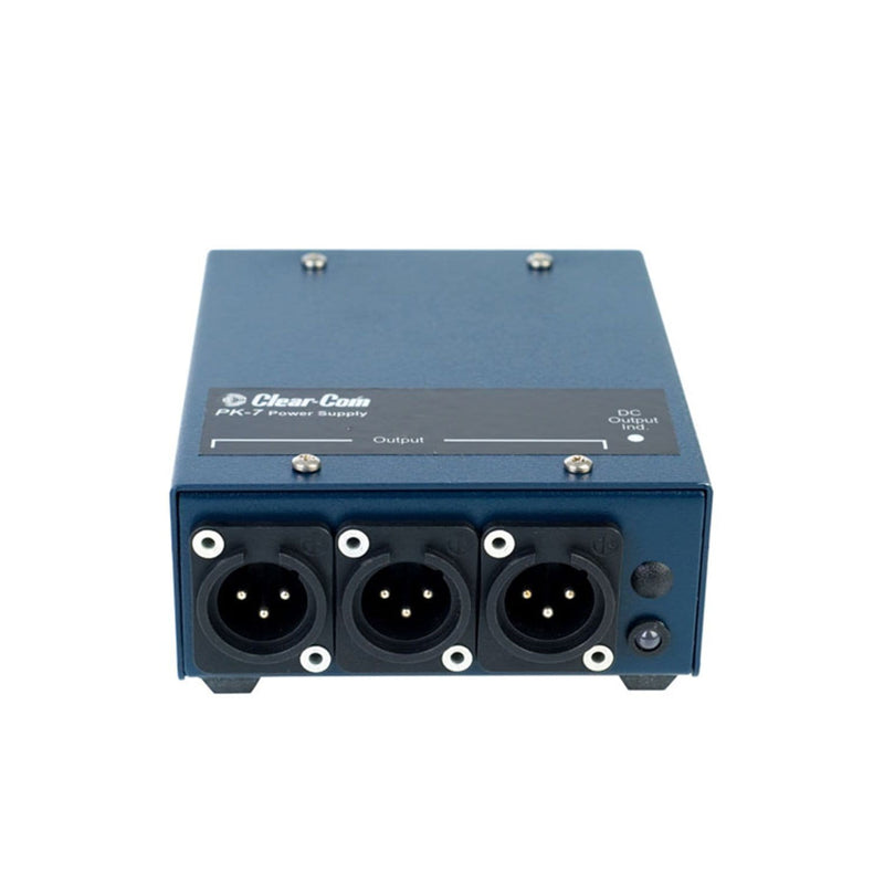 Clear-Com PK-7 Power Supply - PSSL ProSound and Stage Lighting