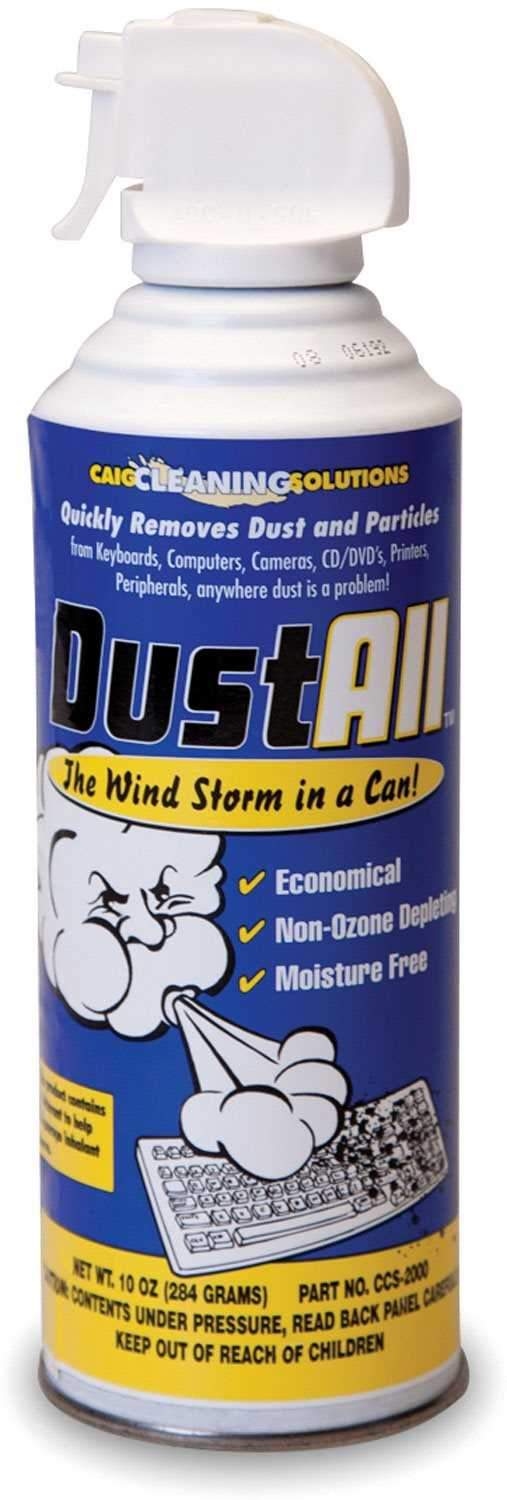 Hosa CCS2000 Dust All Compressed Air Duster 10Oz - PSSL ProSound and Stage Lighting
