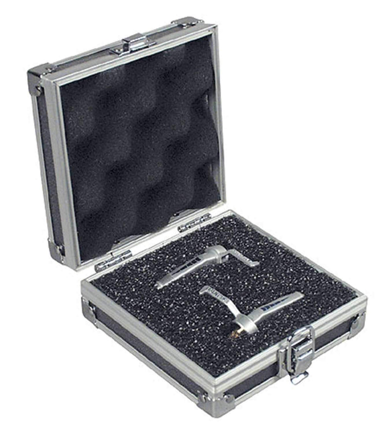 Road Ready Case for Pair of DJ Cartridges - PSSL ProSound and Stage Lighting