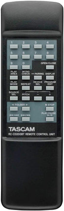 Tascam CD200BT CD Player with Bluetooth Receiver - PSSL ProSound and Stage Lighting