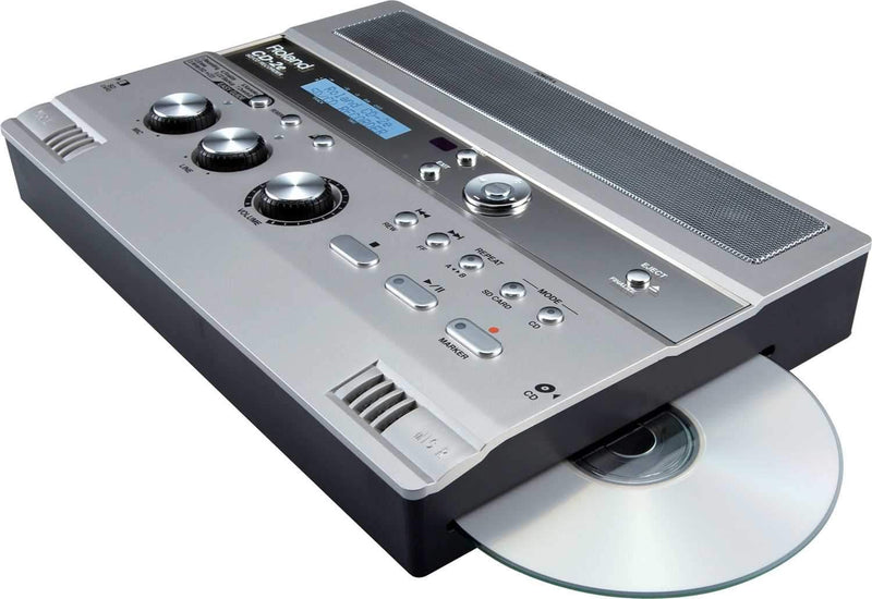 Roland CD-2E SD/CD Recorder - PSSL ProSound and Stage Lighting