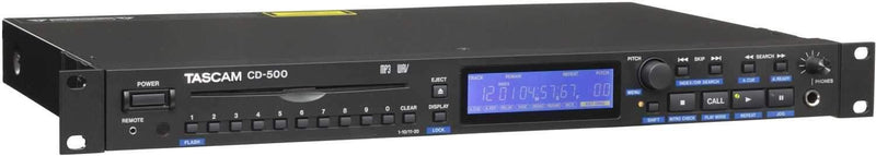 Tascam CD500 CD Player - PSSL ProSound and Stage Lighting