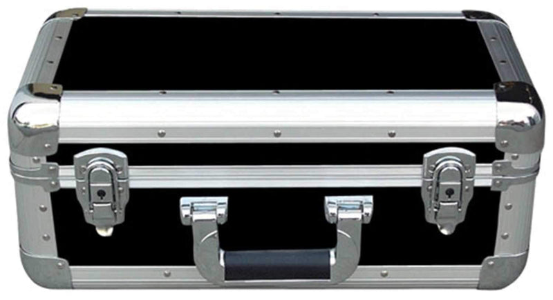 Procase CD3R3B Black 3 Row Cd Storage Case - ProSound and Stage Lighting
