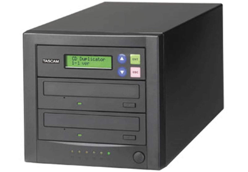 Tascam CD-D11U Single Target CD Duplicator - ProSound and Stage Lighting