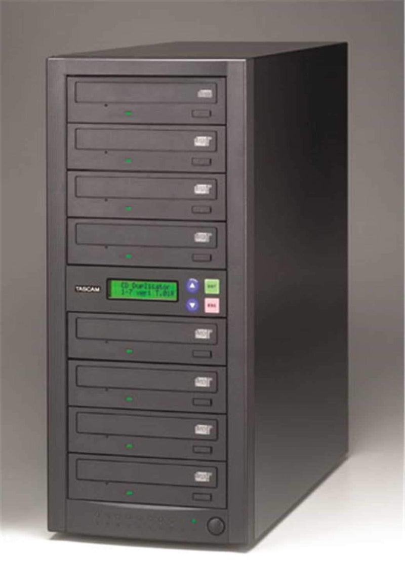 Tascam CD-D17HD 7-Target CD Duplicator with Hd - PSSL ProSound and Stage Lighting