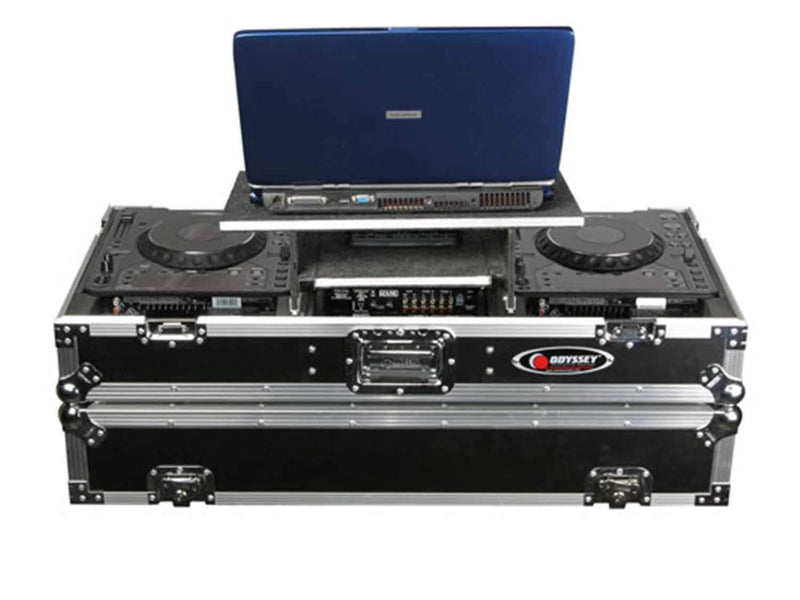 Odyssey FZGS10CDJW GlideLaptopCoffin-10In Mxr - PSSL ProSound and Stage Lighting