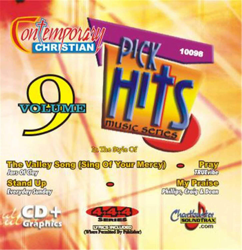 Chartbuster Contemporary Christian Pick Hits - PSSL ProSound and Stage Lighting