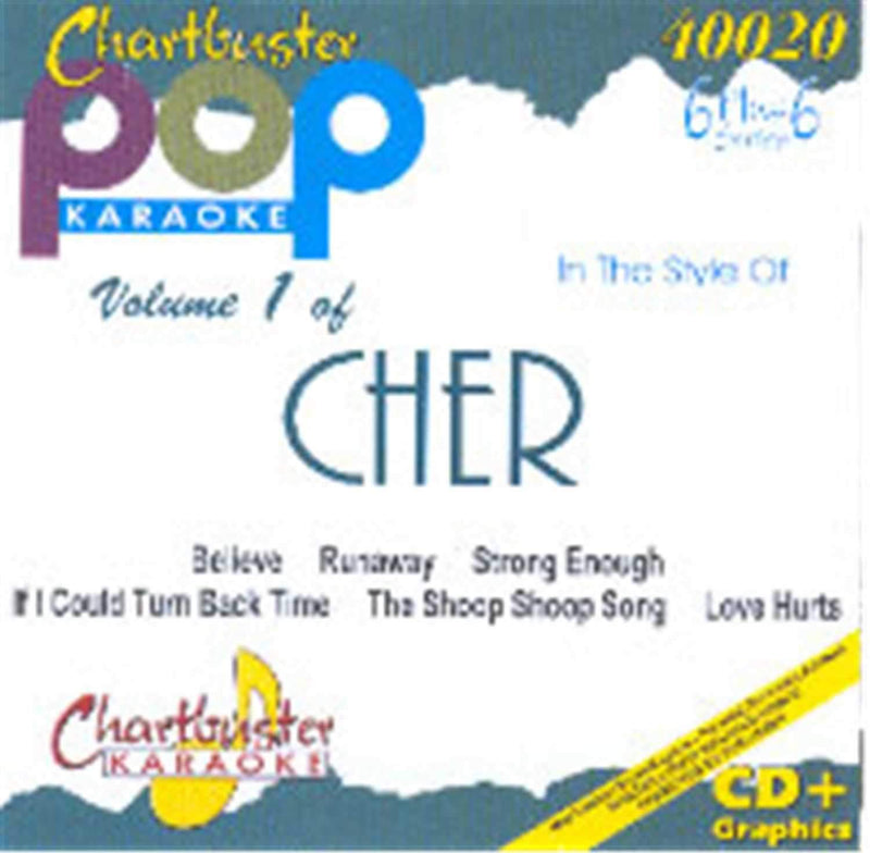 Chartbuster Karaoke Artist Cher - ProSound and Stage Lighting