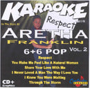 Chartbuster Karaoke Artist Aretha Franklin Vol 2 - PSSL ProSound and Stage Lighting
