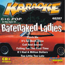 Chartbuster Karaoke Artist Bare Naked Ladies - PSSL ProSound and Stage Lighting