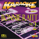 Chartbuster Karaoke Artist Bonnie Raitt Vol 2 - PSSL ProSound and Stage Lighting