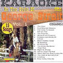 Chartbuster Karaoke Pro Artist George Strait Vol 1 - PSSL ProSound and Stage Lighting