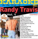 Chartbuster Karaoke Pro Artist Randy Travis Vol 1 - PSSL ProSound and Stage Lighting