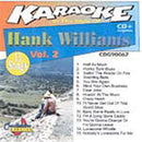 Chartbuster Karaoke Pro Artist Hank Williams Vol 2 - PSSL ProSound and Stage Lighting