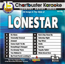 Chartbuster Karaoke Pro Disc Lonestar - ProSound and Stage Lighting