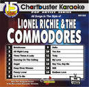 Chartbuster Karaoke Pro Disc Lionel Richie - PSSL ProSound and Stage Lighting