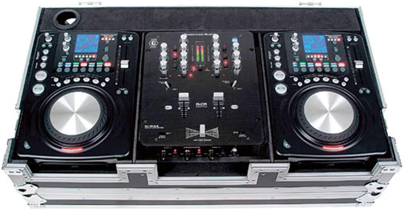 American Audio CDI-500 Dual CD Player System - ProSound and Stage Lighting