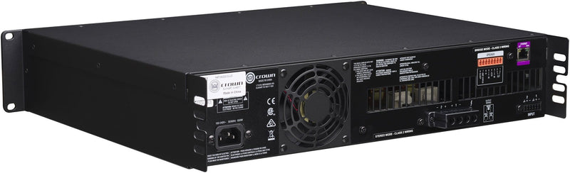 Crown CDi DriveCore 2-Channel 1200W Power Amplifier - PSSL ProSound and Stage Lighting