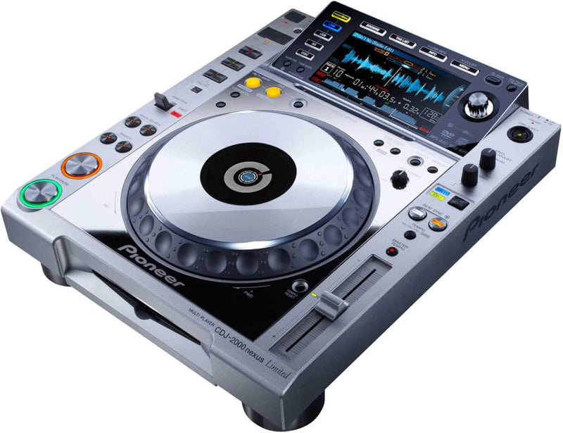 Pioneer CDJ-2000 Limited Edition Platinum Player - PSSL ProSound and Stage Lighting