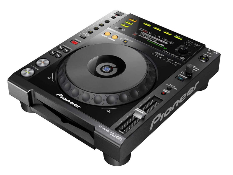 Pioneer CDJ-850 CD & Multi-format DJ Player - PSSL ProSound and Stage Lighting