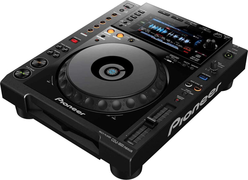 Pioneer CDJ900NXS Nexus Performance Tabletop Digital Multi Player - PSSL ProSound and Stage Lighting
