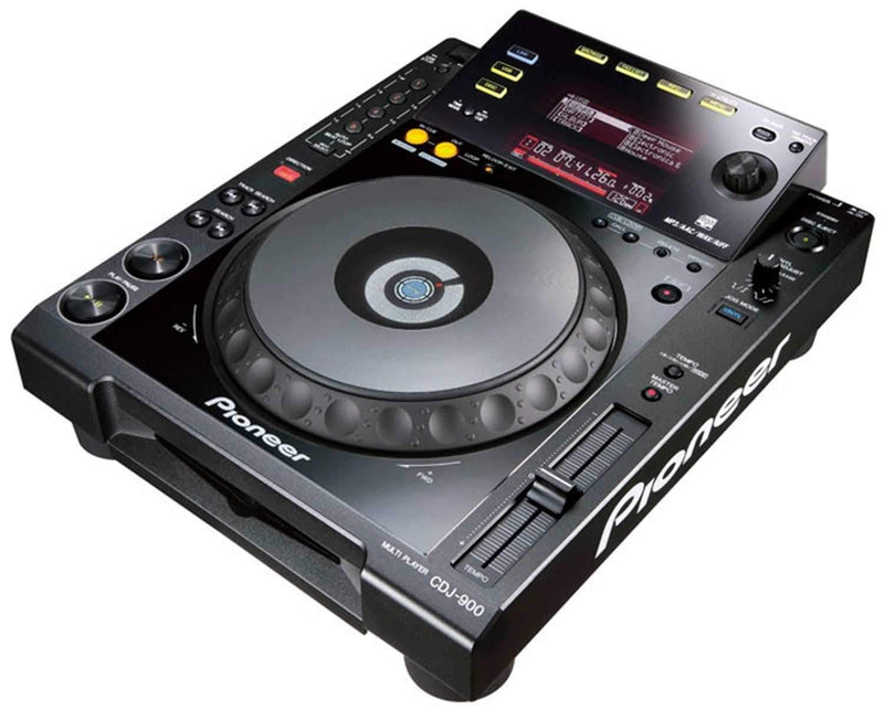 Pioneer CDJ-900 Professional Multi Format Player - PSSL ProSound and Stage Lighting