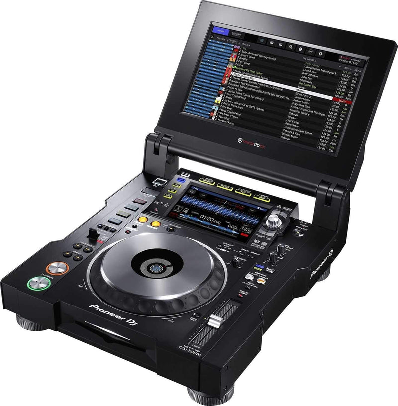 Pioneer CDJ-TOUR1 Tour System DJ Multi Player - PSSL ProSound and Stage Lighting