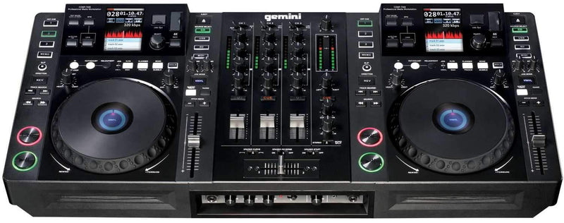 Gemini CDMP-7000 Media Controller & DJ System - PSSL ProSound and Stage Lighting