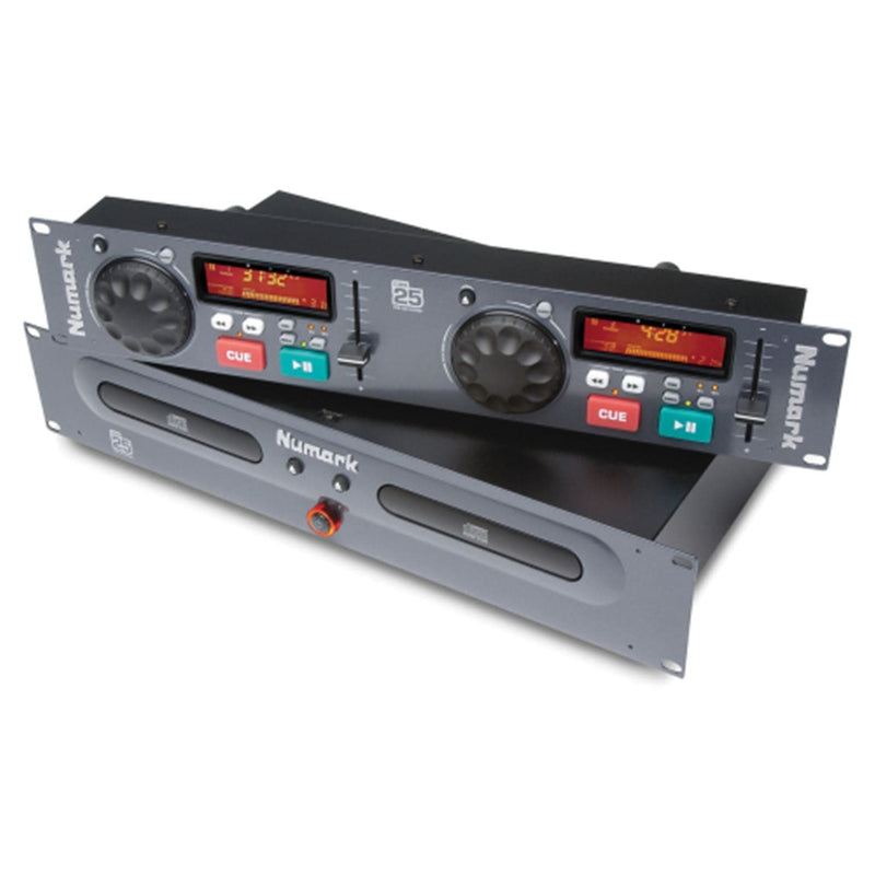 Numark CDN25 Dual CD Player - PSSL ProSound and Stage Lighting